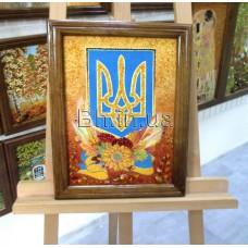 Символіка України (СУ-4) 30х40 см.