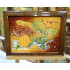 Символіка України (СУ-1) 34х47 см.