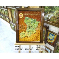 Символіка України (СУ-10) 40х60 см.